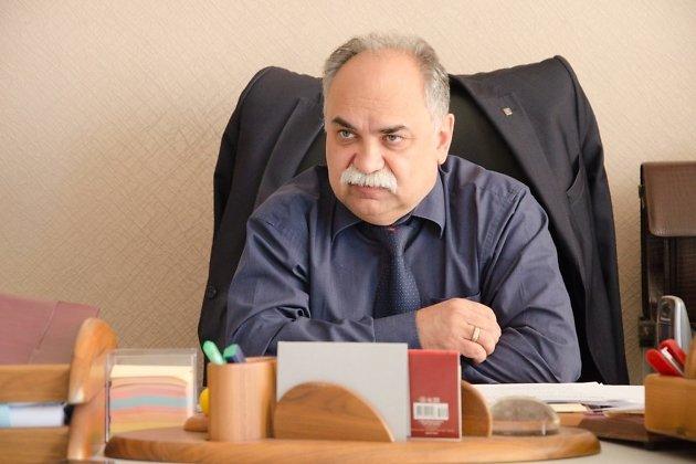 Ректор ЗабГУ Сергей Иванов