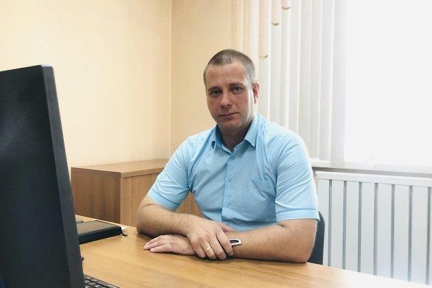 И.о. министра территориального развития Забайкальского края Алексей Горенков