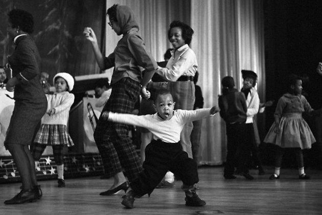 Танцуй так, как будто тебя никто не видит.