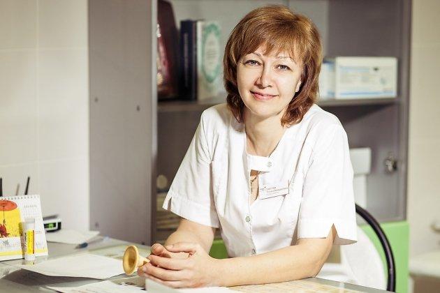 Татьяна Ожегова
