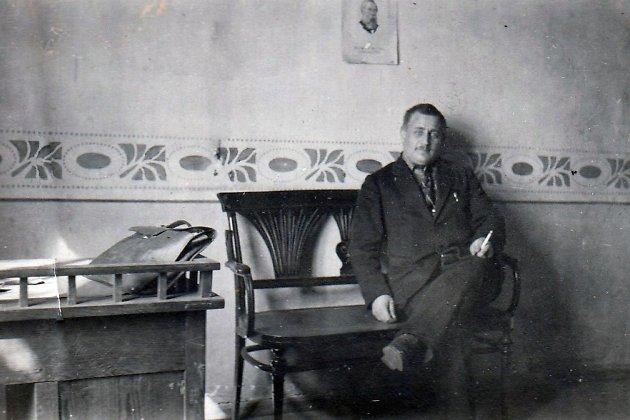 Пётр Анохин