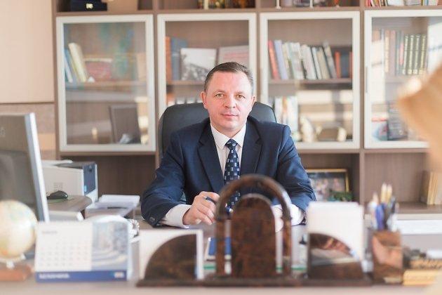 Директор ЗабИЖТ Александр Ерёменко