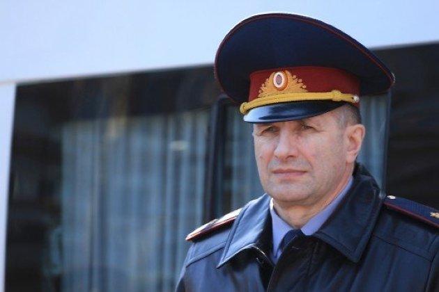 Начальник ГУ ФСИН по Иркутской области Анатолий Киланов