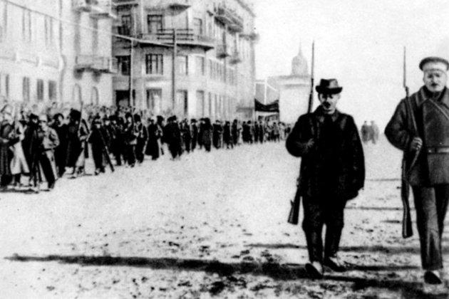Демонстрация в Чите