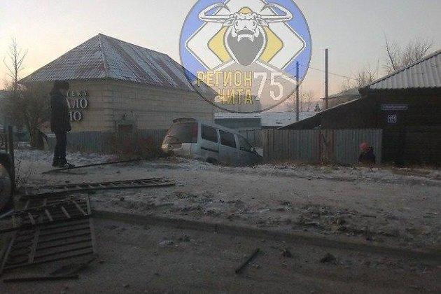 ДТП на улице Новобульварная