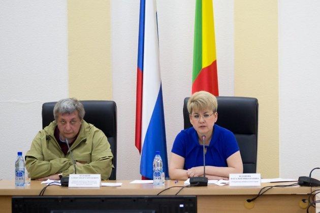 Александр Кулаков и Наталья Жданова
