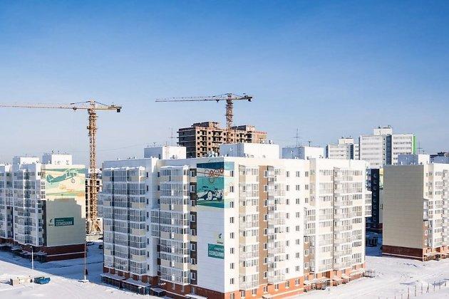 Микрорайон «Эволюция» – ведущий проект «Управления капитального строительства Иркутска»