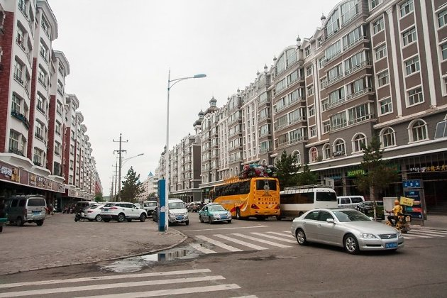 Маньчжурия, КНР