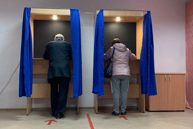 Процесс голосования