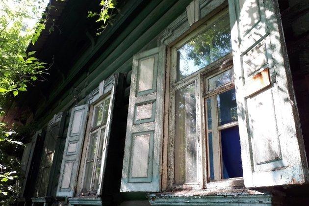 Дом Рассушина на Гагарина, 32 А