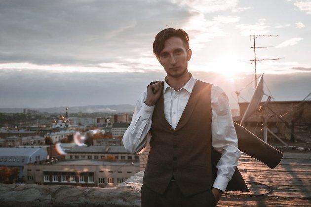 Андреев Анатолий Викторович, ведущий корпоративов и праздников, музыкант, кандидат в гордуму Читы