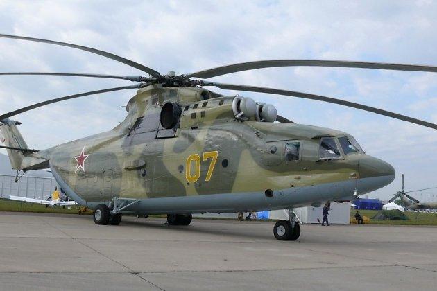 Вертолёт-транспортник Ми-26