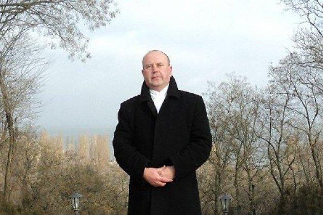 Игорь Линник, председатель забайкальского отделения партии
