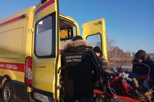 Врачи принимают в Чите пятую тяжело пострадавшую пассажирку автобуса Сретенск – Чита