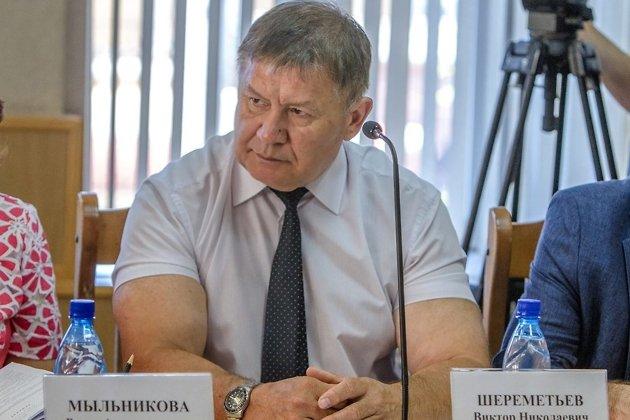 Виктор Шереметьев