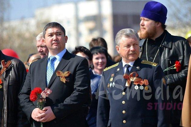 Константин Климов и Сергей Серебренников