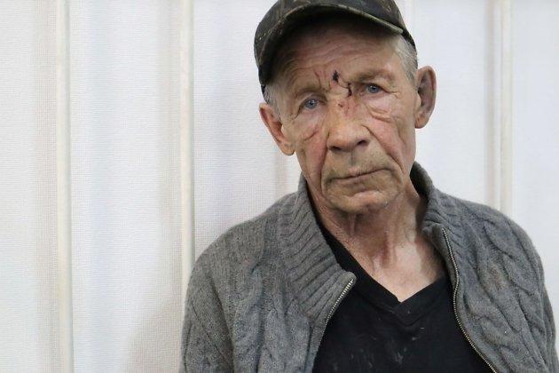 Предполагаемый убийца генерала Шихова Николай Макаров