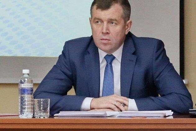 Председатель регионального избиркома Илья Дмитриев
