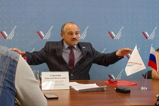 Николай Говорин