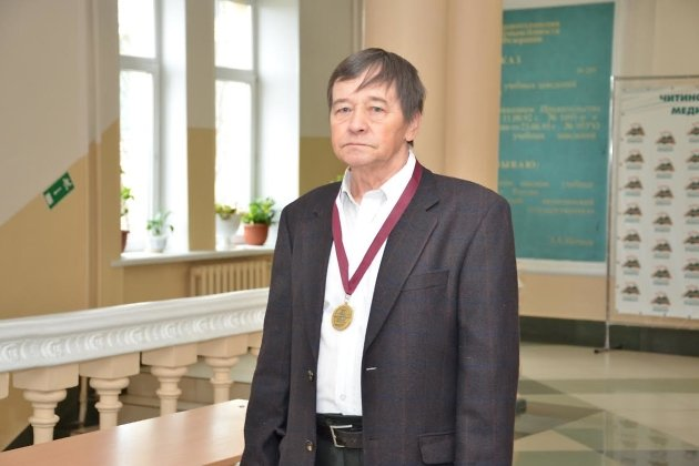 Виктор Михайловский