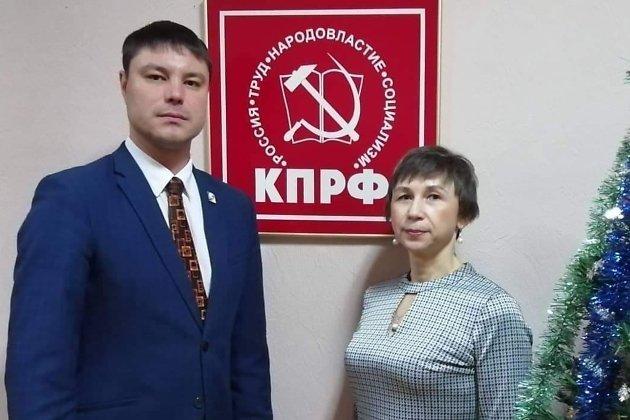 Роман Берг и Елена Титова