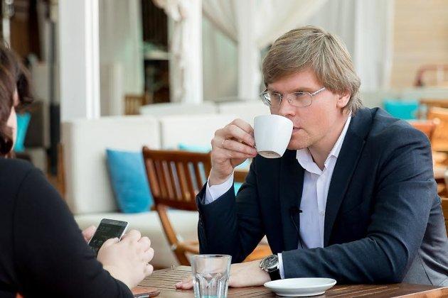 Нехаев во время последнего интервью в должности вице-губернатора Приморья