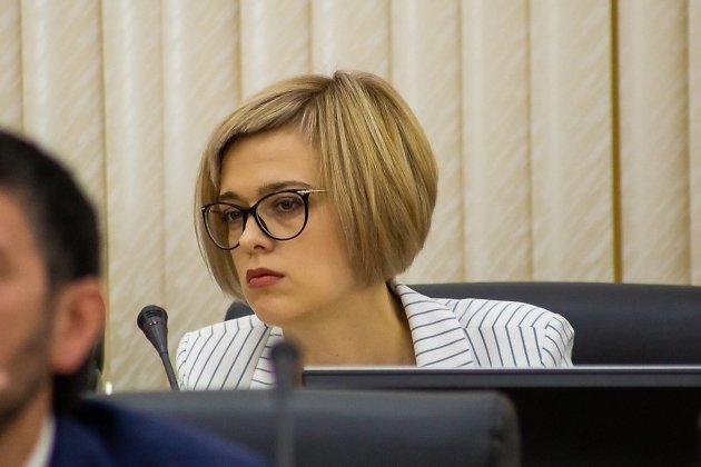 Бизнес-омбудсмен Забайкалья Виктория Бессонова