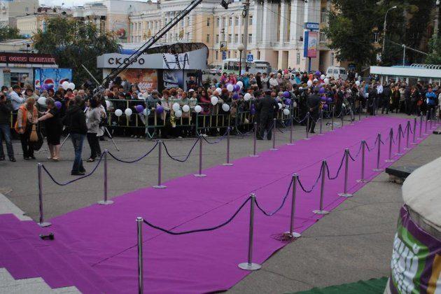 Вчетверг вЧите открылся VII Забайкальский международный кинофестиваль