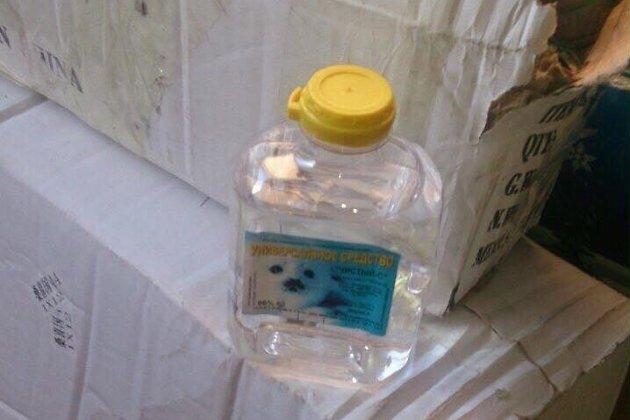 Ваптеках Иркутска обнаружили еще одну страшную спиртосодержащую жидкость