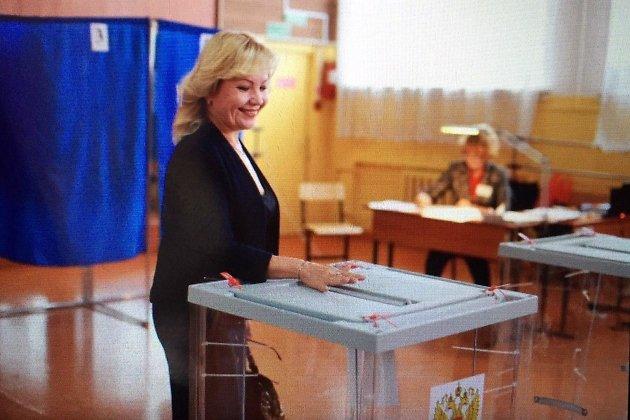 Елена Краузе - кандидат в губернаторы Забайкалья