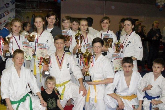 Забайкальские участники соревнований