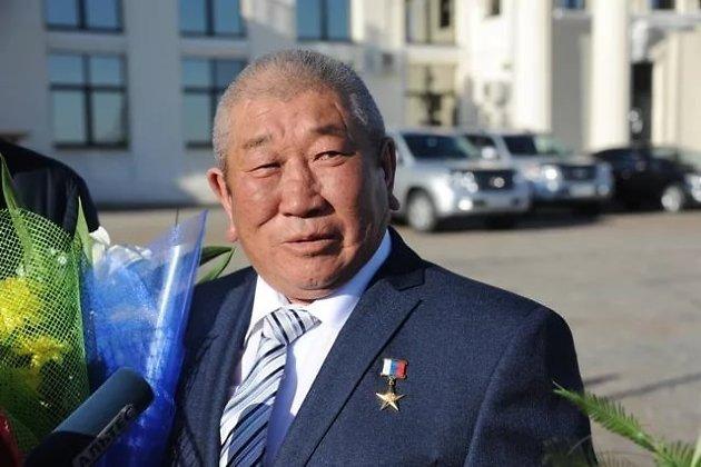 Почётный житель Агинского Бурятского округа Далай Гунгаев