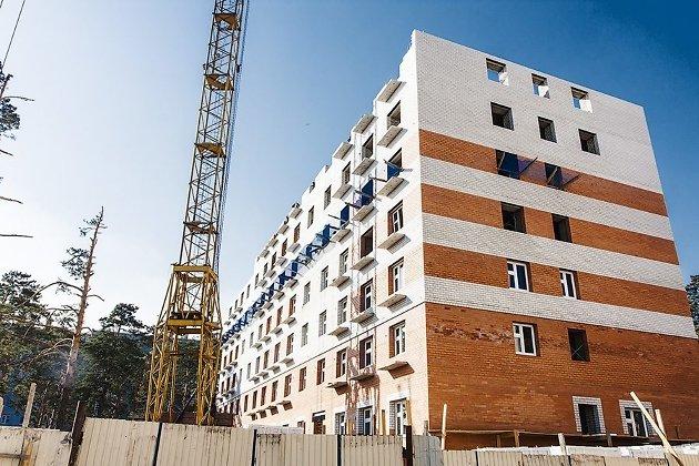 Строительство общежития