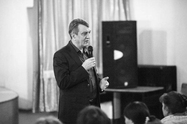Полпред президента в Сибирском округе Сергей Меняйло