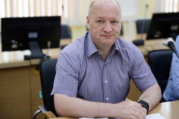 И.о. заместителя председателя правительства Забайкальского края Алексей Кошелев