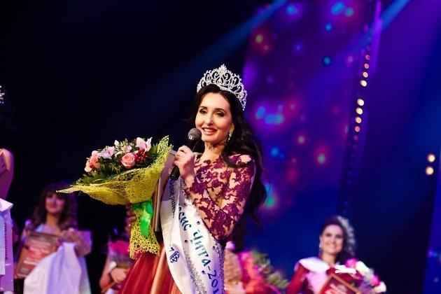 «Миссис Чита - 2017» Валерия Пажильцева
