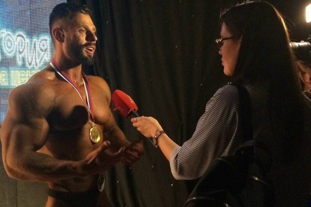 Интервью с Алексеем Забелиным