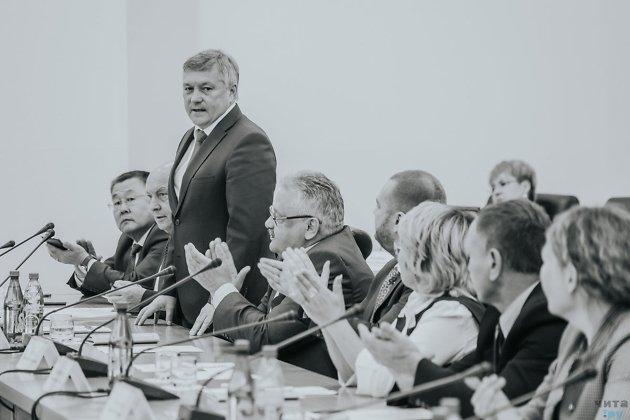 Сергей Михайлов, депутат от «Единой России», избранный сенатором в Совете Федерации от Забайкальского края