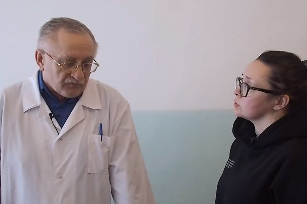 Врач из Харагуна и редактор ИА «Чита.Ру» Екатерина Шайтанова