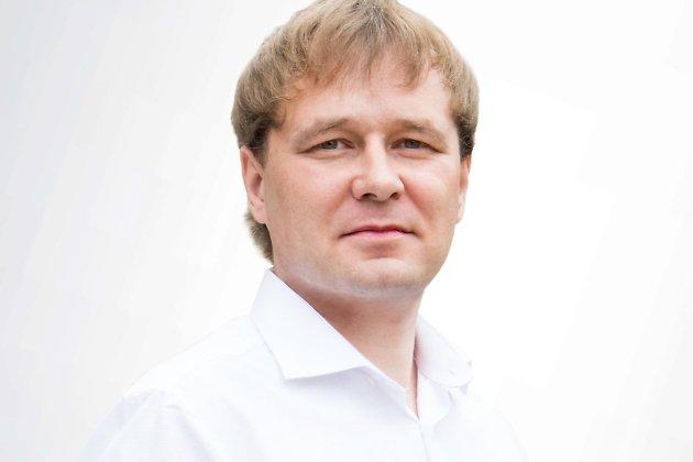 Кандидат в гордуму Читы Виталий Елин