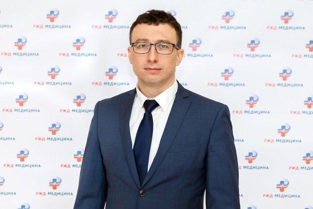 Директор ДКБ Пётр Громов