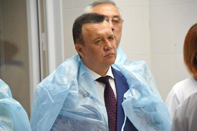 Министр здравоохранения Забайкальского края Сергей Давыдов