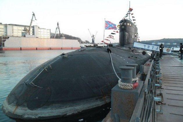 Подводная лодка «Чита»