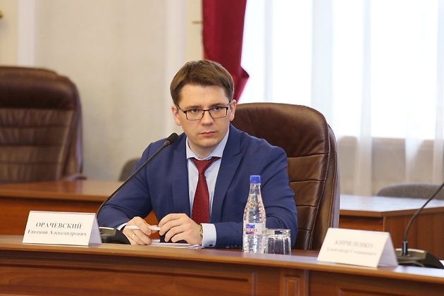 Евгений Орачевский