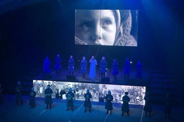 Театрализованный  концерт «От героев былых времён»