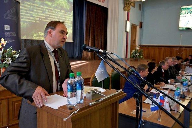 Сибирское отделение русской академии может возглавить Игорь Бычков