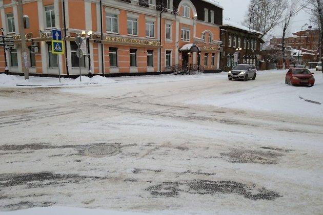 перекрёсток Дзержинского и Киевской