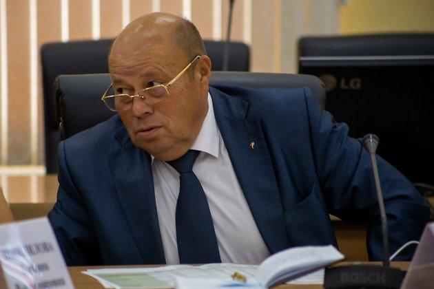Министр здравоохранения Забайкальского края Валерий Кожевников
