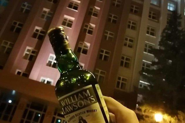 Фото из рекламы одной из онлайн-доставок алкоголя в Чите