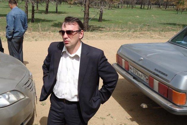 Дмитрий Палкин